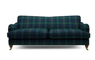 Plaid 4 Seater Sofa Ilkley Plaid