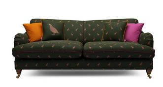 Ilkley Partridge 4 Seater Sofa