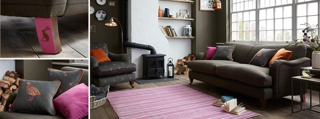 Phenomenal Ilkley Partridge Armchair Cjindustries Chair Design For Home Cjindustriesco