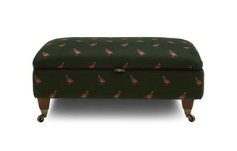 Partridge Storage Footstool Peter Partridge