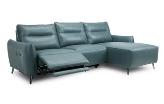 Left Hand Facing 3 Seat Power Chaise