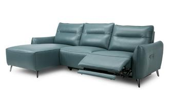 Right Hand Facing 3 Seat Power Chaise