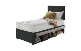 Pocket Sprung Single 90cm Kids Bed Set