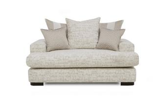 Pillow Back Cuddler Sofa Indulge