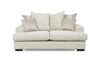 2 Seater Pillow Back Sofa Indulge