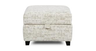 Indulge Storage Footstool