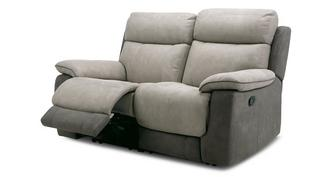 Irvine 2 Seater Manual Recliner