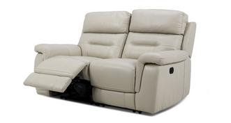 Jacque 2 Seater Manual Recliner