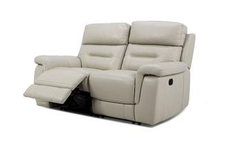2 Seater Manual Recliner Premium