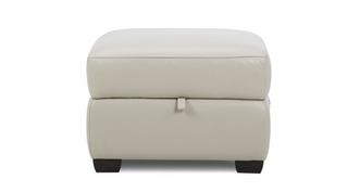 Jacque Storage Footstool