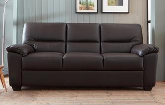 James 3 Seater Sofa Hazen
