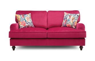 2 Seater Sofa Sensual Velvet