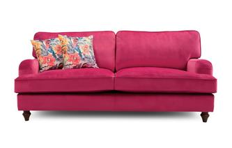 3 Seater Sofa Sensual Velvet