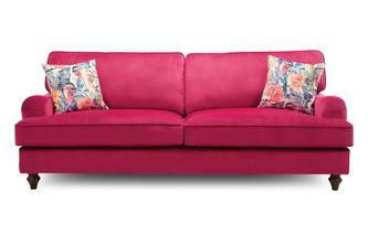 4 Seater Sofa Sensual Velvet