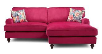Jardim Right Hand Facing 4 Seater Lounger Sofa
