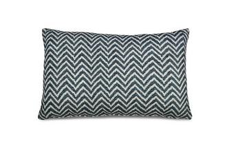 Zigzag Pattern Bolster