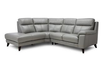 Option B Right Hand Facing 2 Piece Fixed Corner Sofa