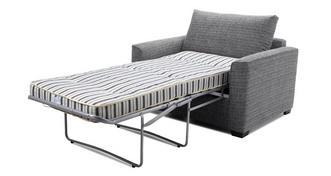 Keaton Weave Snuggler Sofa Bed