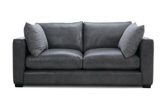 Leather Large 2 Seater Sofa