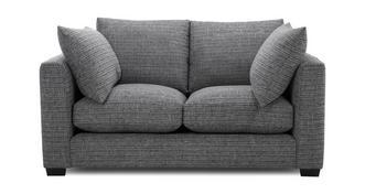 Keaton Weave Small 2 Seater Sofa