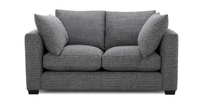 Marvelous Keaton Weave Small 2 Seater Sofa Creativecarmelina Interior Chair Design Creativecarmelinacom