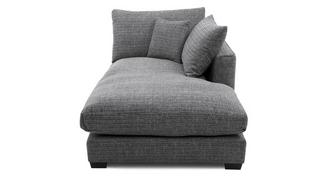 Keaton Weave Right Hand Facing Chaise End Unit