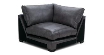 Keaton Leather Corner Unit