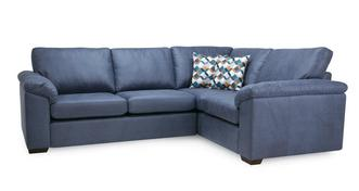 Kenzy Left Hand Facing 2 Seater Corner Sofa
