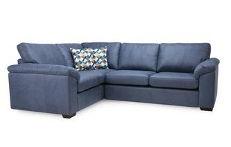 Right Hand Facing 2 Seater Corner Sofa Condor