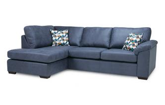 Right Hand Facing Arm Open End Corner Sofa Condor