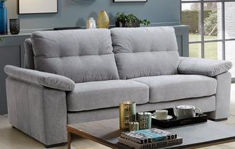 Kinetic 3 Seater Sofa Bed Tiana