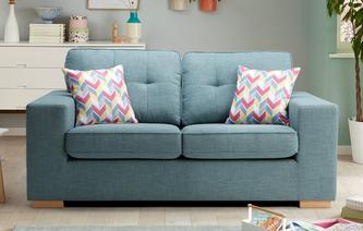 Kizzi Large 2 Seater Sofa Revive