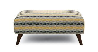 Koby Banquette Footstool