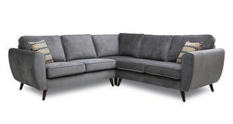 Koby 2 Corner 2 Sofa