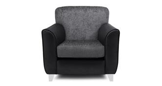 Krypton Plain Accent Chair