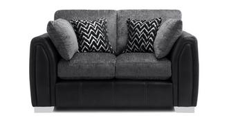 Krypton Formal Back Small 2 Seater Sofa