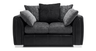 Krypton Pillow Back Small 2 Seater Sofa