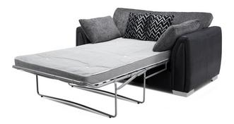 Krypton Formal Back 2 Seater Deluxe Sofa Bed