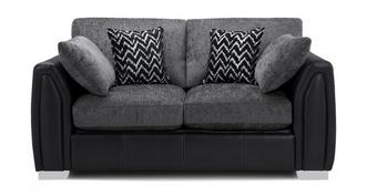 Krypton Formal Back 2 Seater Supreme Sofa Bed