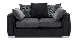 Krypton Pillow Back 2 Seater Supreme Sofa Bed
