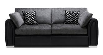 Krypton Formal Back 4 Seater Sofa