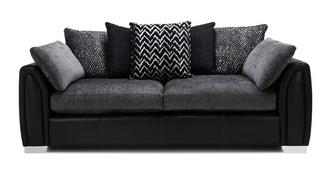 Krypton Pillow Back 4 Seater Sofa