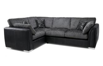 Formal Back Right Hand Facng Corner Supreme Sofa Bed Carrara