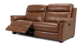 Lainey 3 Seater Manual Recliner