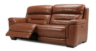 Lancer 3 Seater Power Plus Recliner