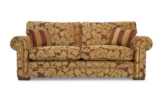 Floral 3 Seater Sofa