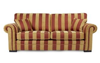 Stripe 3 Seater Sofa Landseer Stripe