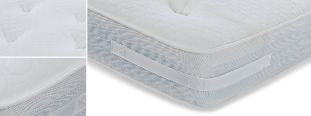 2000 Latex Pocket Sensation Mattress