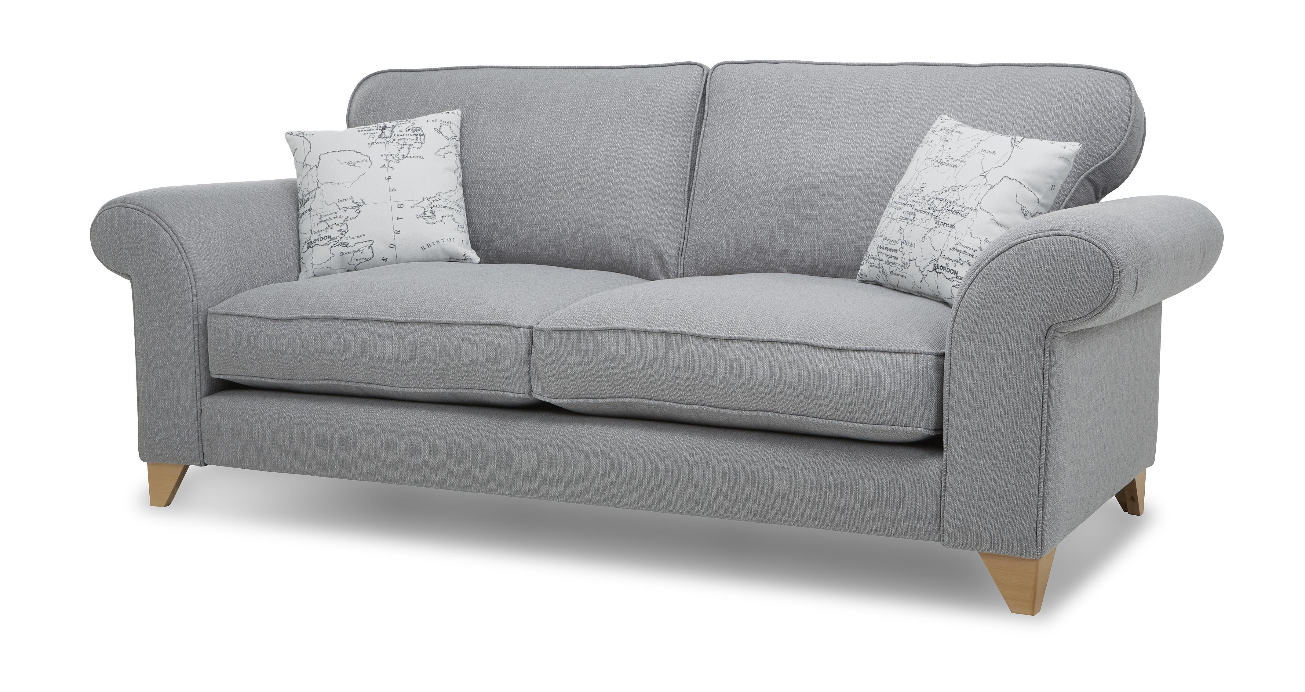 Latitude 3 Seater Sofa Latitude Dfs