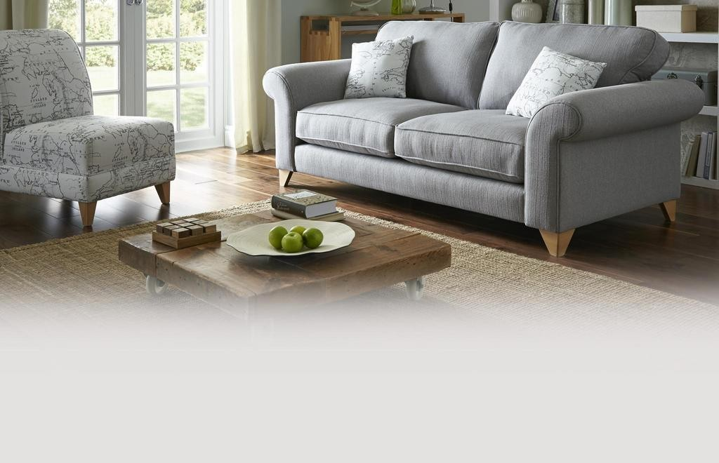 Latitude 3 Seater Sofa Latitude Dfs